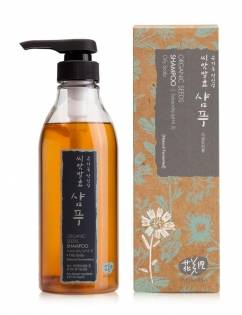 [WHAMISA] Organic Seed Ferment Shampoo (for oily hair) 500ml