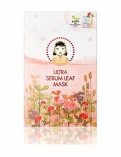 [A. BY BOM] 1 Step Ultra Serum Leaf Mask 5EA