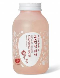 [WHAMISA] Organic Flowers Cleansing Water 285ml