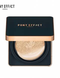 [PONY EFFECT] Everlasting Cushion Foundation SPA50+ PA+++ With Refill #22 Nude Beige