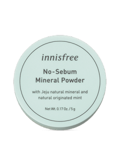 [INNISFREE] No - Sebum Mineral Powder