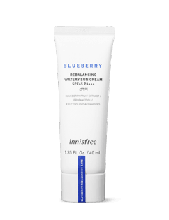 [INNISFREE] Blueberry Rebalancing Watery Sun Cream SPF45 PA+++