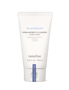 [INNISFREE] Blueberry Rebalancing 5.5 Cleanser